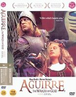 Aguirre: The Wrath of God (1972, Werner Herzog) DVD NEW