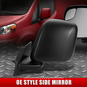 FOR 13-18 CITY EXPRESS NV200 OE STYLE POWERED+HEATED DRIVER LEFT SIDE MIRROR