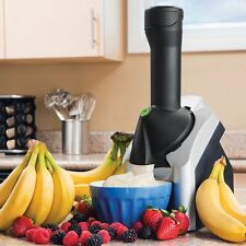 Maker Yonanas Frozen Healthy Dessert Fruit Soft Serve Machine Tool Diet Homemade