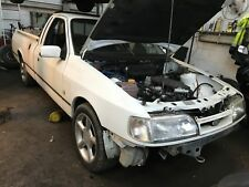 1991 Ford P100 Pickup White 2.9 V6 Twin Turbo Unfinished Project