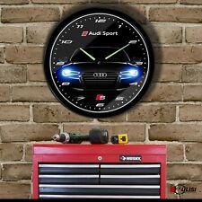 Orologio da parete AUDI 12 pollici 30 cm Sportivo Clock Sport S line A3 8P A4 A5