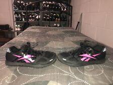 Reebok Crossfit Nano 2.0 Womens Running Training Shoes Size 8 Black Pink