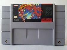 Super Metroid (Super Nintendo/SNES, 1994) Game Cartridge