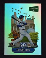 2020 Diamond Kings Downtown #D9 Anthony Rizzo - Chicago Cubs