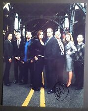 "MARISKA HARGITAY Authentic Hand-Signed ""LAW & ORDER SVU"" 11x14 photo (PROOF)"