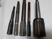 Fullerton Series 1410L Carbide Reamer .0803 Dia .5000 x 2.000 RM LH 4FL***NEW***