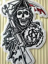 Sons of Anarchy Biker Patch. Aufnähen oder Aufkleben Patch