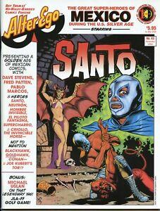6 comics-related magazines, Alter Ego, Marketplace