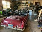 1966 MG MGB  This MGB is in VERY GOOD condition. It is original or has had original component