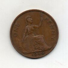 GREAT BRITAIN One Penny 1946
