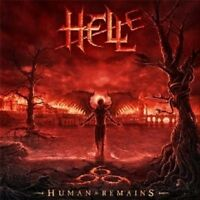 "HELL ""HUMAN REMAINS"" CD NEU"