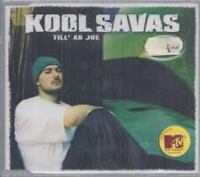 Kool Savas - Till' ab Joe - 4 Track Maxi-CD (2002) immer noch in der OVP!!