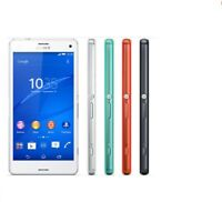 "Sony Ericsson Xperia Z3 Compact 4.6"" D5803 16GB Unlocked 4G Smartphone-4 Colors"
