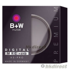 B+W 77mm XS-PRO Clear MRC NANO 007M Digital 77 mm Filter#1066111
