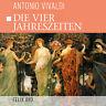 CD Die Vier Jahreszeiten von Antonio Vivaldi