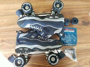 skechers 4 wheelers Roller Skates U.S.Mens Size 10