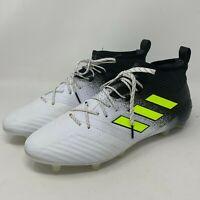 Adidas Ace 17.1 Primeknit FG Soccer Football Cleats Ground Boots Sz 11.5 S77035