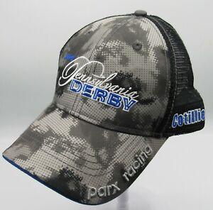 Digital Camo Mesh Hat Adjustable Backstrap 2016 Pennsylvania Derby Cotillion