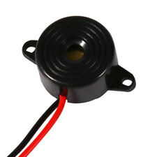 BUZZER/ALARM 3- 24 VOLT CONSTANT TONE TYPE, HIGH PITCH SOUND, H/Q 10 x 23mm
