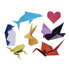 Set Origami Starter mit 100 Blatt Spielzeug Spiel Japan Papier falten basteln