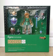 Link (The Legend of Zelda A Link Between Worlds) Figma EX-032 PVC Deluxe Action