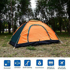 Outdoor Camping Tent Automatic Pop Up Waterproof Tent Sun Shelters for Outdoor