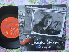 Julian Lennon – This Is My Day Charisma / Virgin CB 423 UK Vinyl 7 inch Single