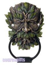NEW door knocker wildwood tree spirit green man from nemesis now nem2778