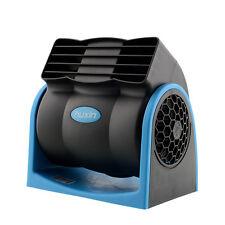 Car Vehicle Truck Cooling Air Fan 12V Adjustable Silent Cooler Speed New