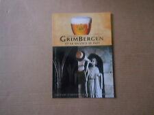Carte Postale Bière GrimBergen