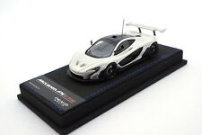#32223 - Peako McLaren P1 GTR - Chameleon White - 1:43