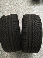 2x Michelin Pilot Alpin PA4 245/35 R19 93W XL M+S