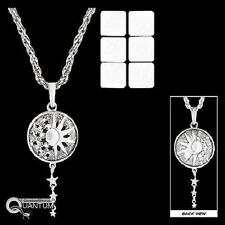 """Celestial Aromatherapy Diffuser Pendant with 24"""" Chain"""