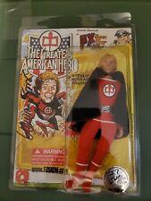 """Mego The Greatest American Hero 8"""" Figure Signed William Katt Ralph Hinkley MIB"""
