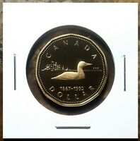 Canada 1867 - 1992 Proof Gem UNC Loonie!!