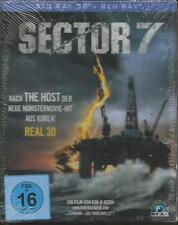 Sector 7 [3D Blu-ray] Ha Ji-won  Neu!