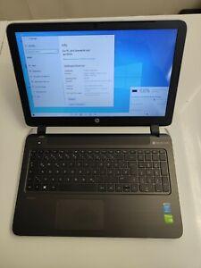 HP Pavilion 15-p113ng 15,6 Zoll, Intel Core i7-4510U, 4GB, 240GB SSD Notebook