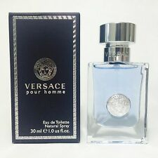 Versace Pour Homme for Men Eau De Toilette 30 ml 1 Oz Perfume Fragrance