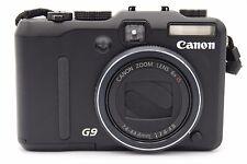Canon Powershot G9 12.1MP 7.6cmscreen 6x fotocamera digitale (Batteria non