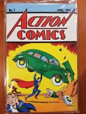 Action Comics #1 Reprint Lootcrate Exclusive Comic Book With COA New & Sealed