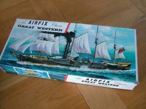 """1960's Vintage AIRFIX """"P.S GREAT WESTERN"""" Series 8, Pattern No.802, Unmade"""