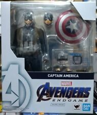 Bandai S.H.Figuarts Avengers End Game Captain America action figure in stock
