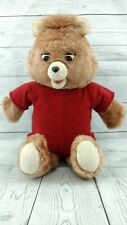 VINTAGE 1985 TEDDY RUXPIN Talking Bear Worlds of Wonder (For Parts or Repair)