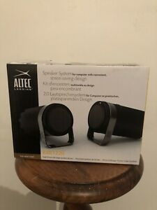 Altec Lansing BXR1220 Computer Speakers