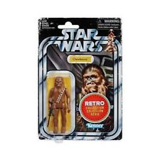 Star Wars Retro Collection New * Chewbacca * 3.75-Inch Action Figure Wave 1