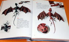 Cryptid Specimen book RARE monster uma dragon cryptozoology kaiju #0403