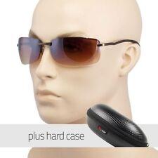 1e0e087a5f9 Gradient Rimless Sunglasses for Men