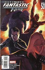 Marvel Comics Ultimate Fantastic Four #50 March 2008 VF