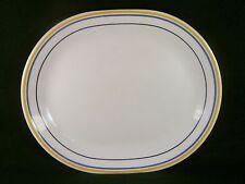 "Corelle / Corning ~ Casa Flora / Bella Vista ~ Oval Serving Platter 12"""