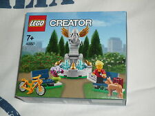 LEGO CREATOR fontaine du parc 40221 fountain park great with 60134 NEW sealed